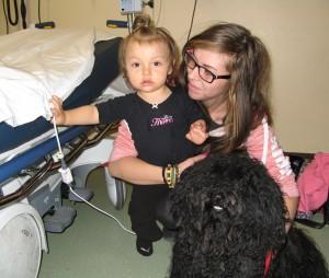 Noe Sophia in ER